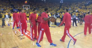 Recently, the L.A. Clippers wore their warm-up jerseys inside out as a protest against owner Donald Sterling's racist comments.